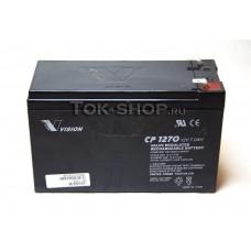 Аккумулятор Vision CP 1270 (CP1270)
