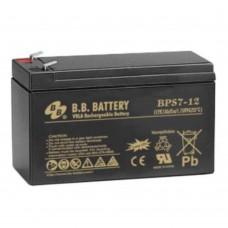 Аккумулятор BB Battery BPS7-12