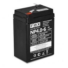 Аккумулятор FOX NP4-6