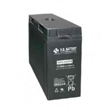 Аккумулятор BB Battery MSU800-2FR