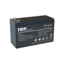 Аккумулятор TOP POWER TP 7,2-12