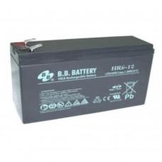 Аккумулятор BB Battery HR6-12