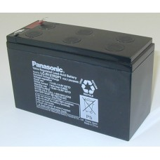 Аккумулятор Panasonic LC-P127R2P