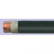 Кабель силовой с изоляцией из сшитого полиэтилена ППГнг-HF 3х6