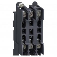 1 неподв.блок на 9 проводов (NSX100/630) Schneider Electric