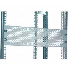 19' накладная панель , сталь 1u с вент. Schneider Electric