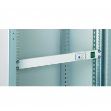 19' панель с выкл. и термостатом Schneider Electric