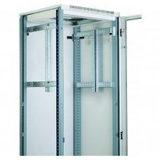 2 19' вертикальные стойки 24u 9.5мм Schneider Electric