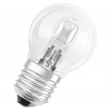 Лампа галогенная 64543 P ECO 46W 230V E27 прозрачная Osram