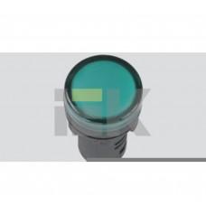 AD22DS(LED)матрица d22мм синий 230В сигн. лампа IEK