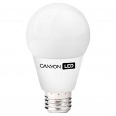 Светодиодная лампа AE27FR6W230VN LED lamp, A60 shape, milky, E27, 6W, 220-240V, 300°, 517 lm, 4000K, Ra>80, 50000 h CANYON