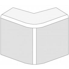 AEM 15x17 Угол внешний белый (розница 4 шт в пакете, 20 пакетов в коробке) DKC