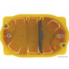 Batibox коробка встр. для сух. перегор. 3мод.глуб. 40мм Legrand