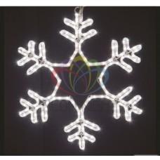 Cветовая фигура NEON-NIGHT СНЕЖИНКА мерцающая LED 55 см 501-337