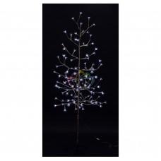 Дерево комнатное NEON-NIGHT Сакура,ствол и ветки фольга, выс.1.5 м, 120 свет-в бел. цвета, тран-р IP44 531-275