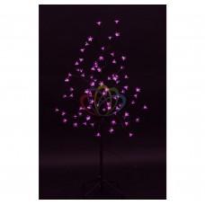 Дерево комнатное NEON-NIGHT Сакура, коричневый цвет ствола и веток, высота 1.2 метра 531-248