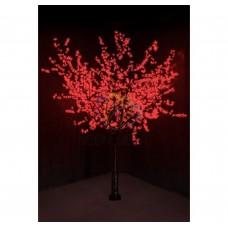 Дерево NEON-NIGHT САКУРА (CBL-N02) D=2.0m, H=2.4m), 1728 диодов, красный 531-122