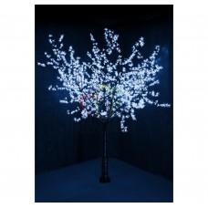 Дерево NEON-NIGHT САКУРА (CBL-N02) D=2.0m, H=2.4m), 1728 диодов, синий 531-123