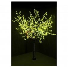 Дерево NEON-NIGHT САКУРА (CBL-N02) D=2.0m, H=2.4m), 1728 диодов, ЗЕЛЁНЫЙ 531-124