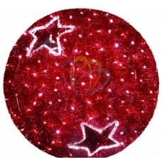 Фигура NEON-NIGHT VFS-120 Шар, LED подсветка диам. 120см, красный 506-215