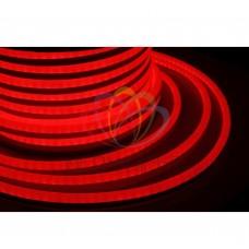 Гибкий неон светодиод NEON-NIGHT красный, 24В, бухта 50м 131-042