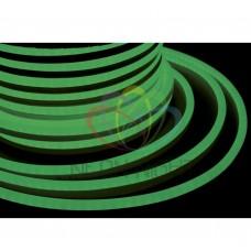 Гибкий неон светодиод NEON-NIGHT зеленый, 220В, бухта 50м 131-014
