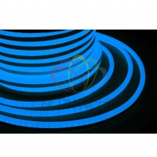Гибкий неон светодиодный 360, постоянное свечение, СИНИЙ, 220В, бухта 50м NEON-NIGHT