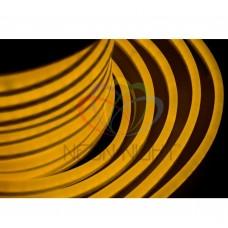 Гибкий неон светодиодный, постоянное свечение, желтый, оболочка желтая, 220В, бухта 50мNEON-NIGHT