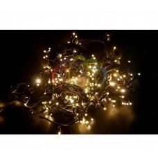 Гирлянда NEON-NIGHT Дюраплей LED 100% Flashing, 20м, 200 диодов, тепло-белая 315-166