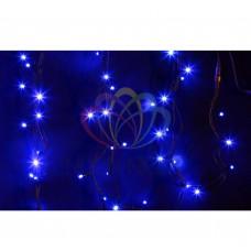 Гирлянда NEON-NIGHT Дюраплей LED 12м 120л синий 315-133