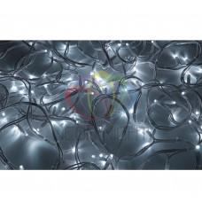 Гирлянда NEON-NIGHT Дюраплей LED 20м 200 LED белый КАУЧУК белая 315-145