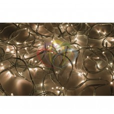 Гирлянда NEON-NIGHT Дюраплей LED 20м 200 LED белый КАУЧУК тепло-белая 315-146