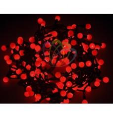 """Гирлянда """"LED - шарики"""", 24V КРАСНЫЕ NEON-NIGHT"""