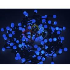 "Гирлянда ""LED - шарики"", 24V СИНИЙ NEON-NIGHT"
