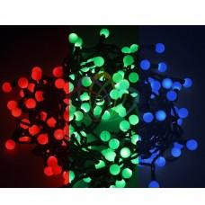 """Гирлянда """"LED - шарики"""", RGB 5 м 30 диодов 18мм IP20 NEON-NIGHT"""