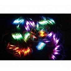 Гирлянда - сеть NEON-NIGHT Чейзинг LED 2*3м (432 диода), КАУЧУК, МУЛЬТИ 217-129