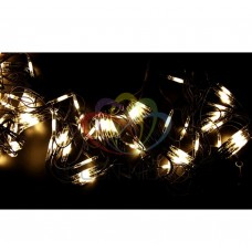 Гирлянда - сеть NEON-NIGHT Чейзинг LED 2*3м (432 диода), КАУЧУК, ТЕПЛО-БЕЛЫЕ диоды 217-126