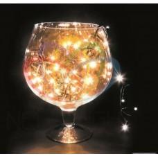 "Гирлянда ""Твинкл Лайт 10 м. LED"" 100 диодов, цвет оранжевый NEON-NIGHT"