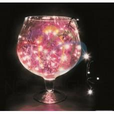 "Гирлянда ""Твинкл Лайт 10 м. LED"" 100 диодов, цвет розовый NEON-NIGHT"