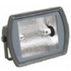 ГО02-70-01 70Вт Rx7s серый симметричный IP65 прожектор IEK