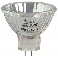 Лампа галогенная GU4-MR11-35W-12V-30Cl (10/200/8400) ЭРА