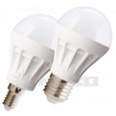Светодиодная лампа HLB09-30-W-02 (E27) Новый Свет