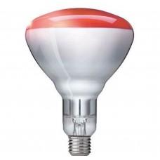 Лампа BR125 IR 250W E27 230-250V Red 1CT/10