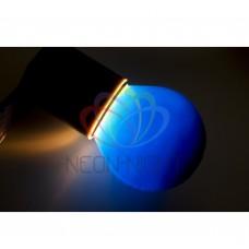 Лампа NEON-NIGHT E27 для BL 10 Вт синяя 401-113