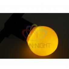 Лампа NEON-NIGHT E27 для BL 10 Вт желтая 401-111
