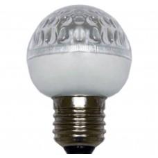 Лампа шар DIA 50 10 LED е27 теплый белый 24V/AC NEON-NIGHT