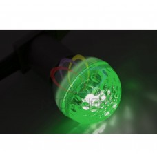 Лампа строб NEON-NIGHT E27, D50mm, зеленая 411-124