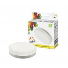 Светодиодная лампа LED-GX53-standard 6Вт 230В 3000К 480Лм ASD