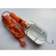 Переносной светильник (переноска) ЛСУ-2 12м 42В ПВС с выкл.