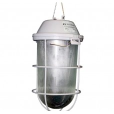 Желудь А НСП 02-200-002 IP52 корпус с решеткой серый ГУ Светильник